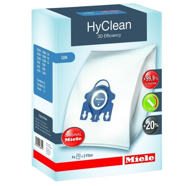 Пылесборники G/N 3D Efficiency HyClean Miele (4,5л)